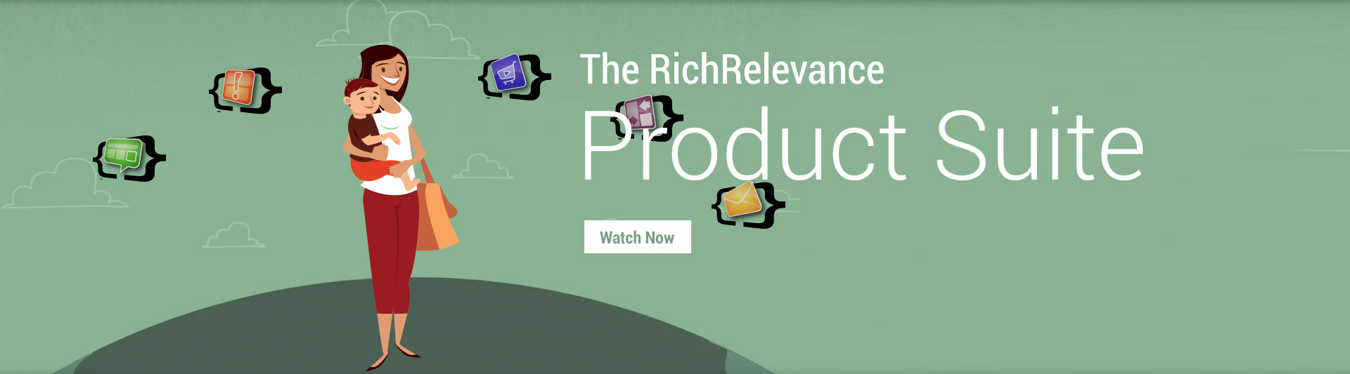 Watch the RichRelevance Product Suite Overview