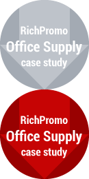 Download the RichPromo Office Supply Case Study