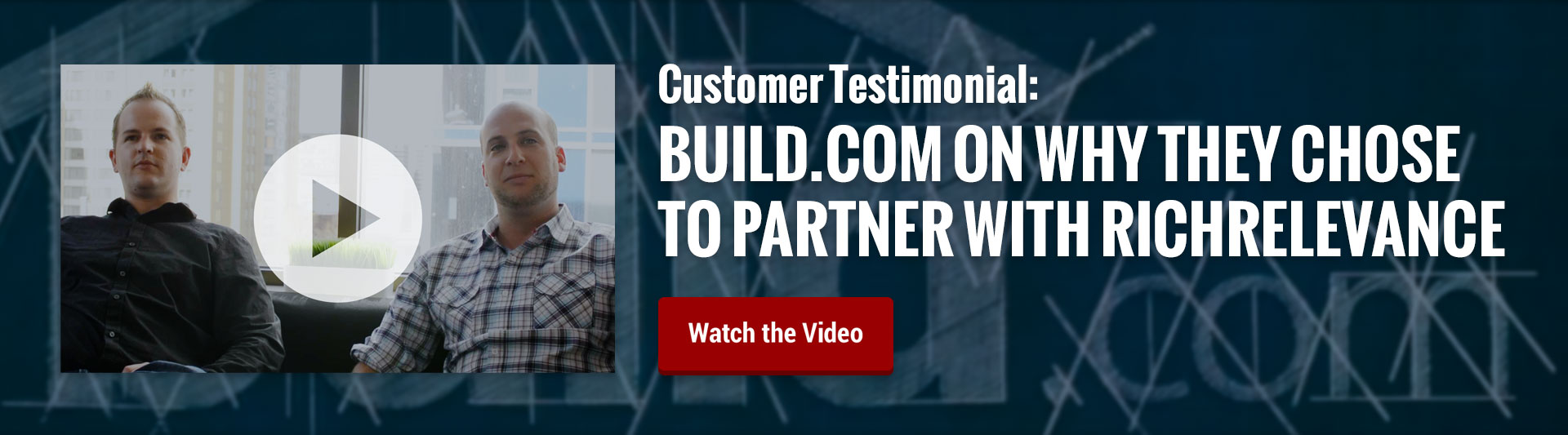 Build.com Customer Testimonial