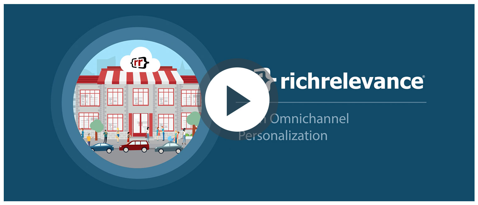 RichRelevance Personalisation Platform